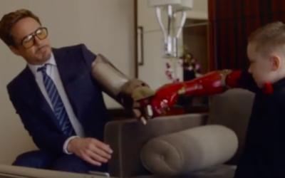 Impressão 3D: Braços biônicos ajudam crianças