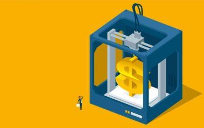 Saiba como é estimado o preço da impressão 3D