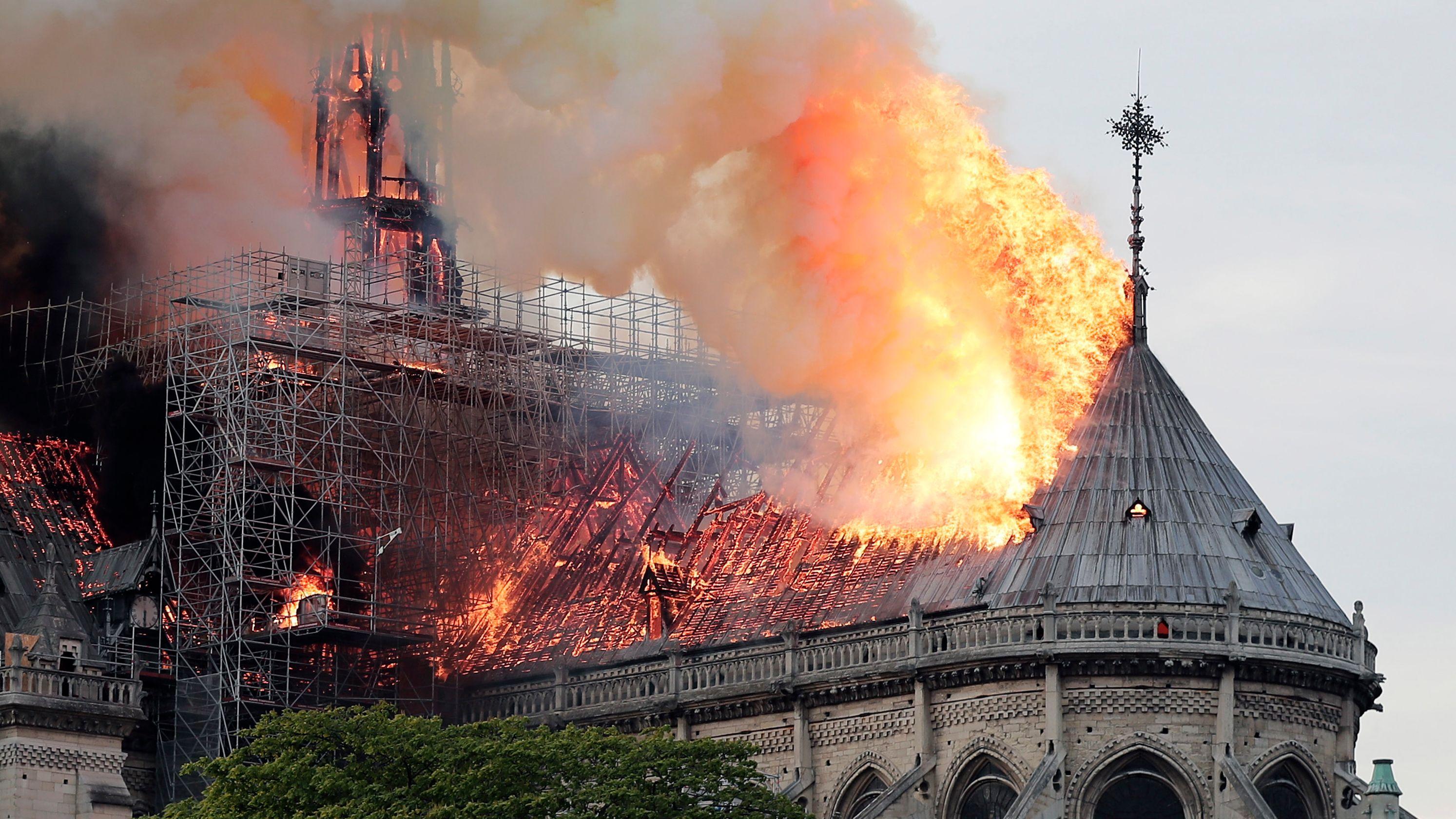 Saiba por que a impressão 3D pode reconstruir a Catedral de Notre-Dame
