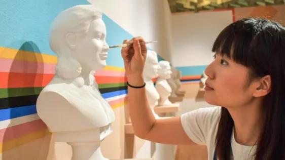 Impressão 3D: esculturas celebram mulheres importantes da ciência e tecnologia